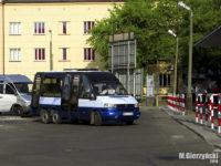 VW Transporter T4 / Auwärter Microstar Multimax na linii NT3