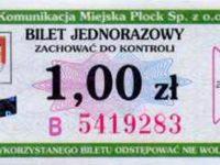 1,00 zł - ulgowy