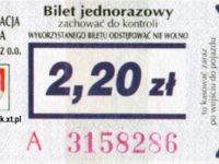 2,20 zł - normalny