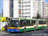 #662 - Po 9 latach przerwy w zakupach przegubowców, w 2006 r. sprowadzono 4 używane MANy NG272 z Niemiec.