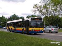 Kurs linii nr 7 wykonywany autobusem wielkopojemnym