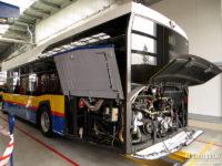 Silnik Euro 6 w nowym Solarisie Urbino IV 12