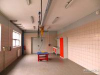Wnętrze nowej hali