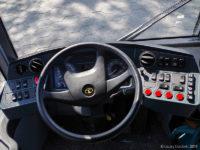 Stanowisko pracy kierowcy