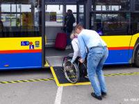 Test prawidłowej obsługi pasażerskiej