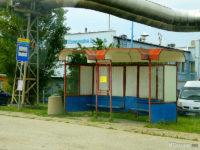 Pierwsza w Płocku zabudowana wiata przystankowa