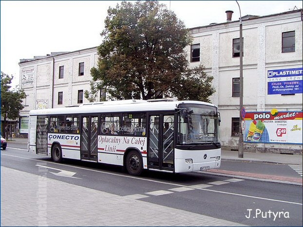 Photo of Mercedes na ulicach Płocka