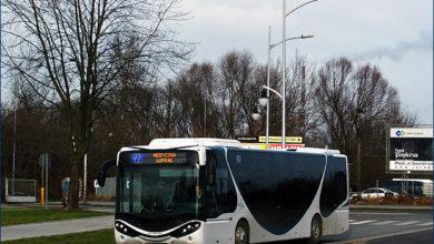 Testy autobusu AMZ CS12LF