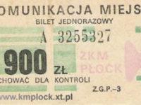 1900 zł - ulgowy
