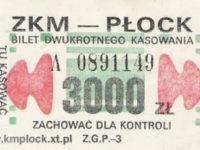 3000 zł - dwustronny