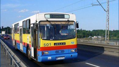 Photo of Autobusy z trzech setek numerycznych