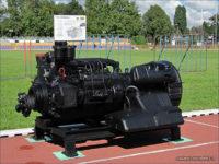 Mielecki silnik o mocy 185KM i pojemności 11,1 litra montowany w Jelczach PR110