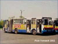 #615 - Ikarus 280.70H pochodzący z ostatniej dostawy Ikarusów do Płocka