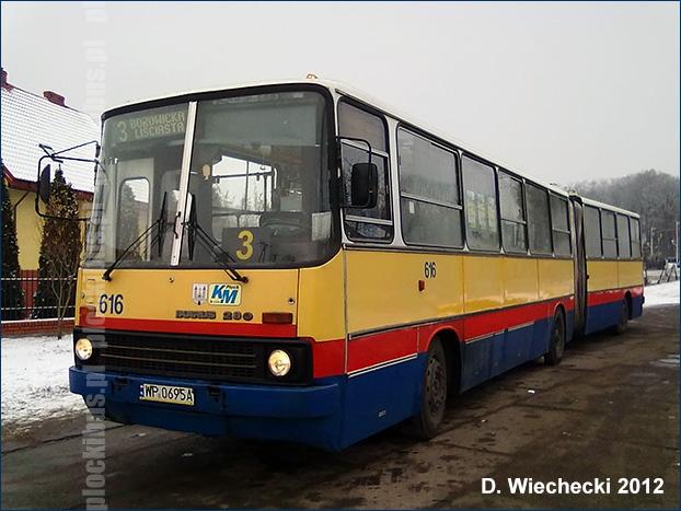 Photo of Powrót Ikarusa #616 do służby liniowej