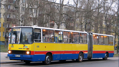 Photo of Ikarus #616 po remoncie