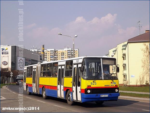 #623 - po remoncie wykonanym w 2014 r.