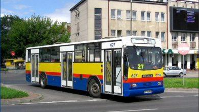 Photo of Jelcz #627 w miejskich barwach