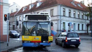 Rozbity Neoplan N4020td #633. Źródło: www.policja.plockinfo.pl