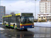 MAN NL222 #674 w barwach Stadtverkehr Kempten