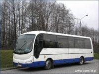 testowy Irisbus MidiRider 395E [nr rej. G0 290B]