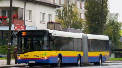 #707 - W 2009 r. na płockich ulicach pojawił się pierwszy Solaris Urbino III 18. W 2012 r. kupiono 5 kolejnych egzemplarzy - tym razem z klimatyzacją.