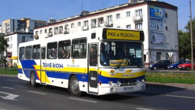 Photo of PKS Płock uruchomił BUS-KOM