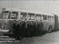 Pierwszy Jelcz 021 w Płocku