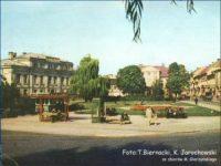 Dawny przystanek na placu Narutowicza