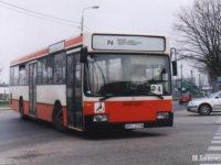 Mercedes-Benz O405 (WPL 01FW) na linii P-4
