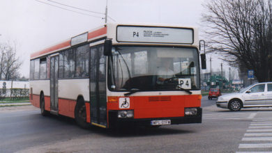 Photo of Nowy autobus na P-4