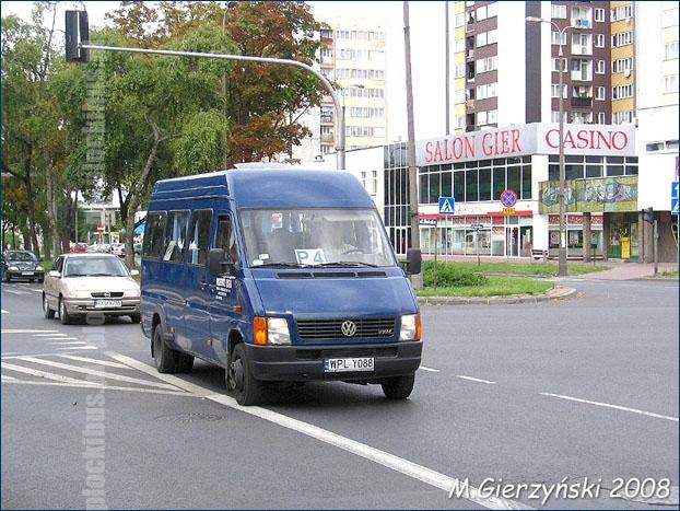 Photo of Linia P-4 | Volkswagen LT46 (WPL Y088)