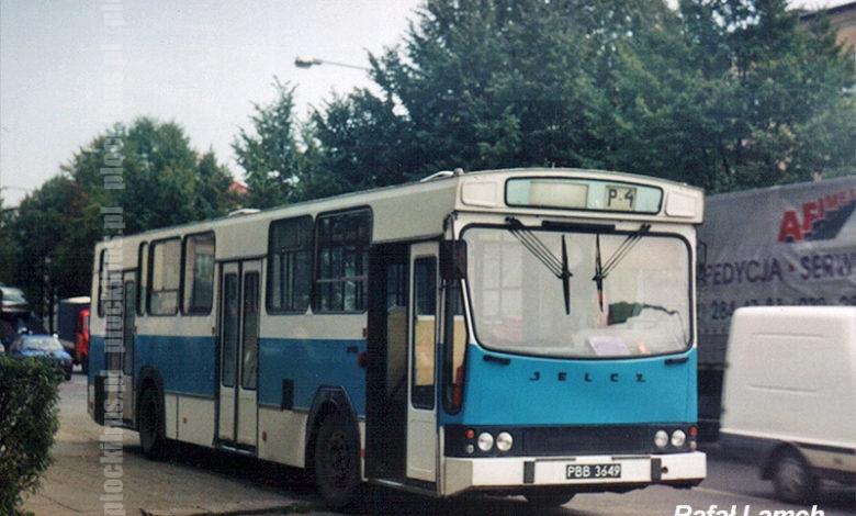 Photo of Linia P-4 | Jelcz PR110 (PBB 3649)