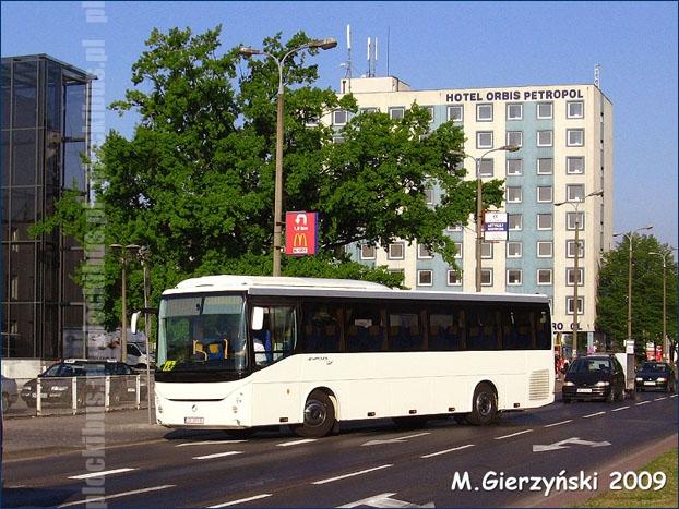 testowy Irisbus Evadys
