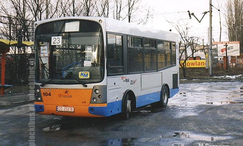 Testy autobusu Ciacciamali Grifone