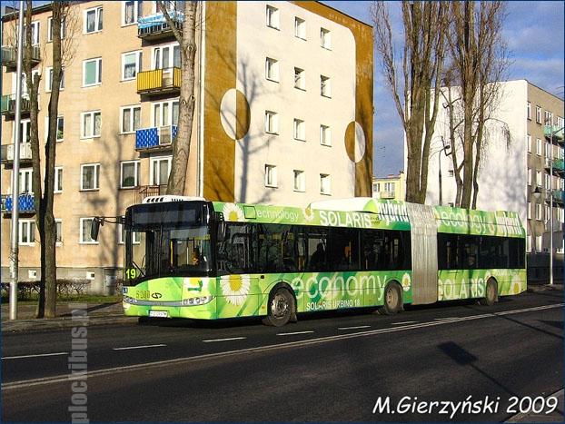 Solaris Urbino III 18 Hybrid na testach