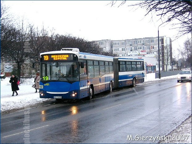 Photo of Autobus testowy
