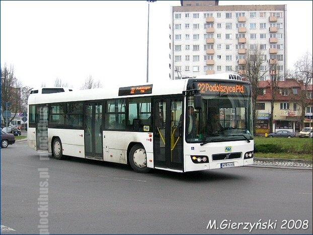 Photo of Testy Volvo 7700