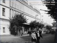 Dawny przystanek na ulicy Tumskiej