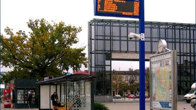 Jedna z dwóch największych wiat - przystanek Jachowicza (Teatr) 05