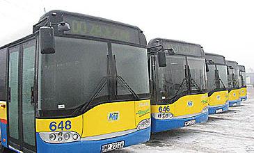 Photo of Nowe Solarisy dotarły do Płocka