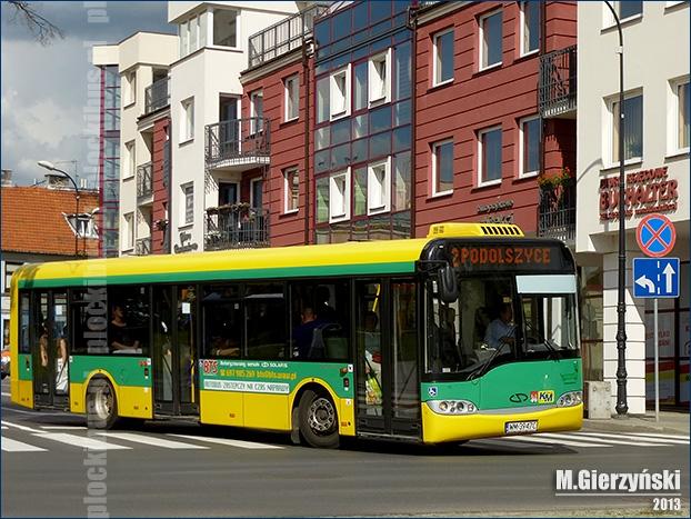 zastępczy Solaris Urbino 12