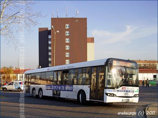 autobus zastępczy #338
