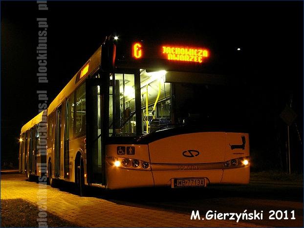 #335 autobus zastępczy