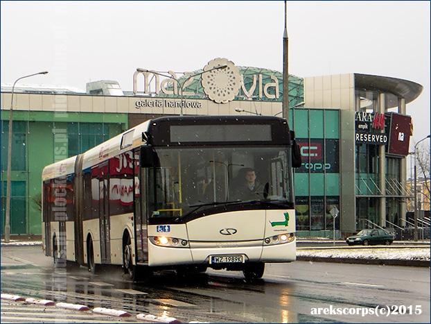 #335 - zastępczy Solaris Urbino III 18
