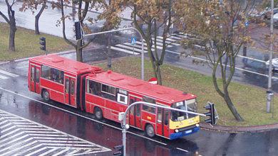 Photo of Czerwony autobus…
