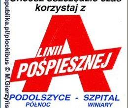 Photo of Linie pospieszne