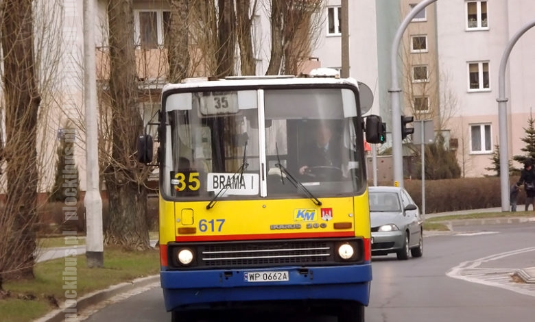 Photo of Ikarus #617 odnowiony