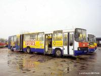 Ikarus #617 w reklamie Rafinerii Gdańskiej