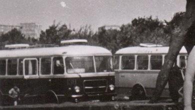 Photo of Pierwsze autobusy turystyczne