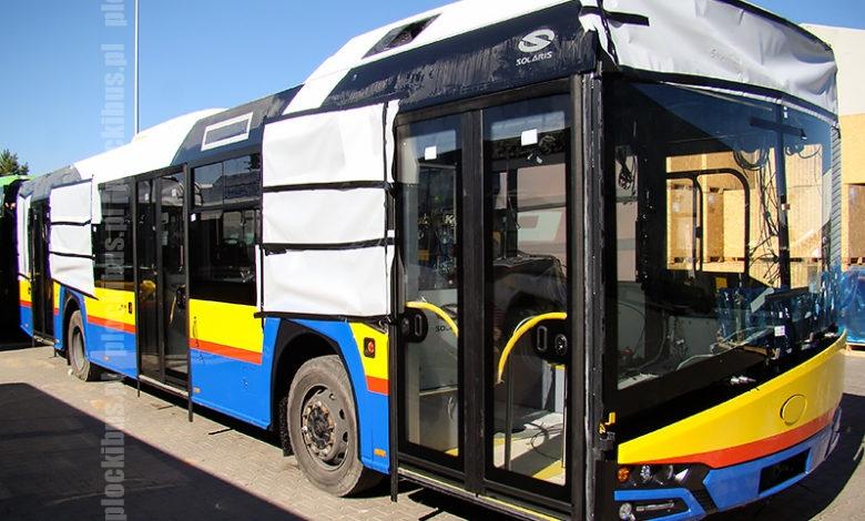Photo of Solarisy Urbino IV generacji w produkcji